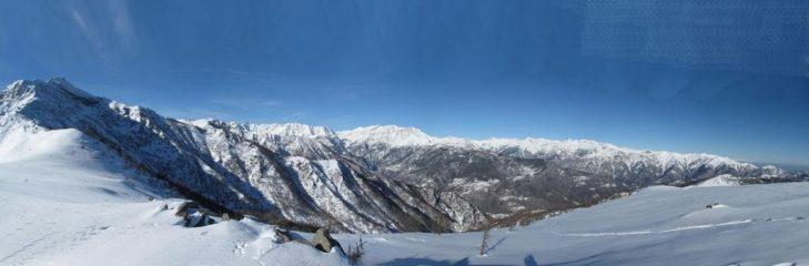 Montgne della val Germanasca