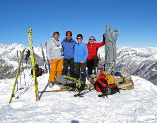 Cima del Monte Bo Valsesiano