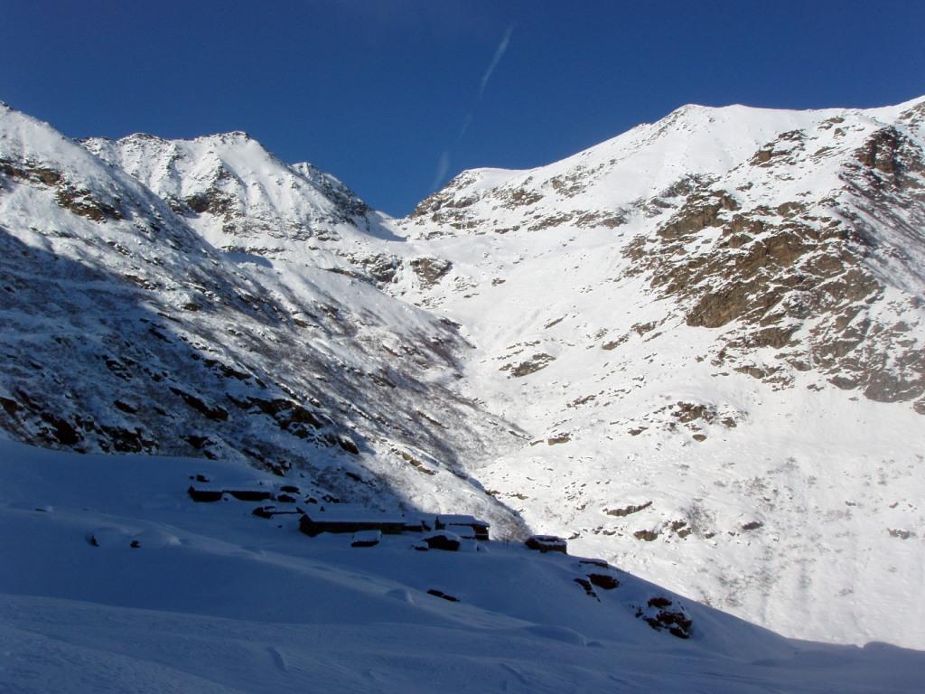 All'Alpe della Sella