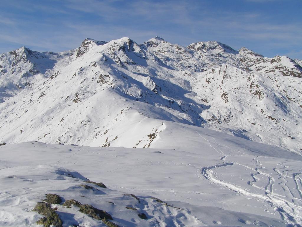 Palit, Gran Munt e l'alta Valchiusella