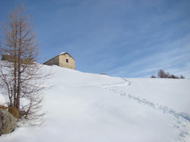 Sià (Colle) da Ceresole Reale 2010-01-23
