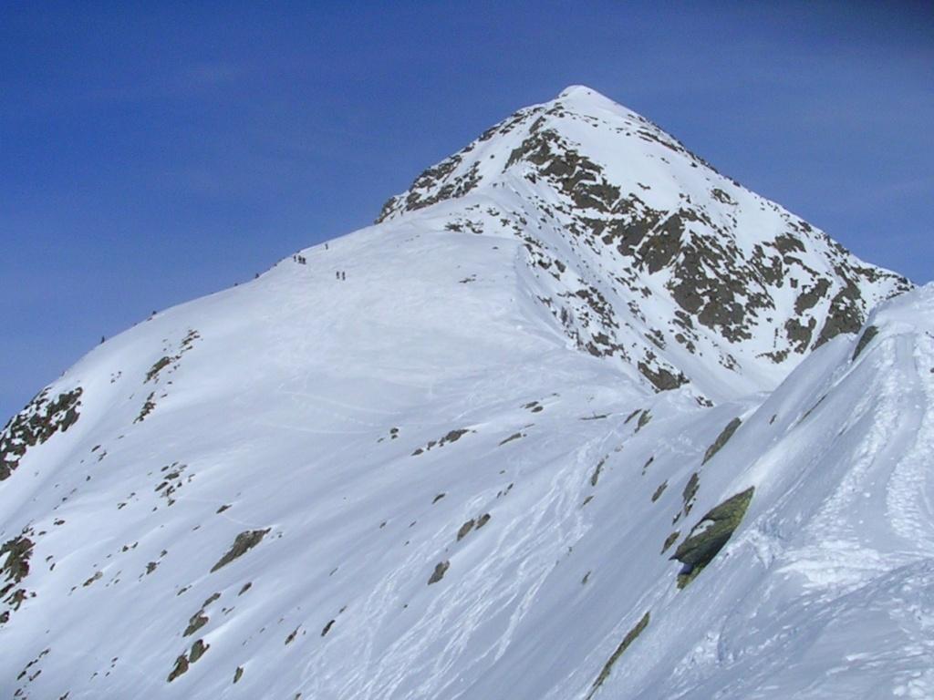 Il monte Vallocci