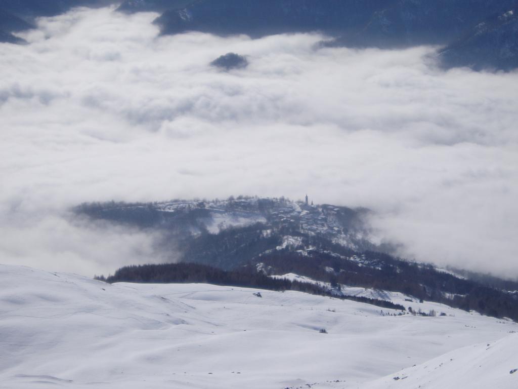 becetto nella nebbia