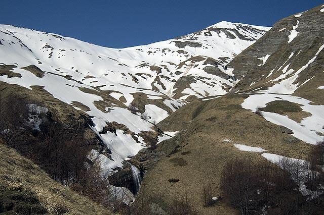 Lepri (Cima) da Piana Cavalieri per la Valle del rio Castellano 2009-09-17