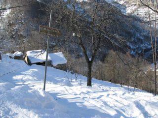 Boscaglia finale sopra aTetti Folchi