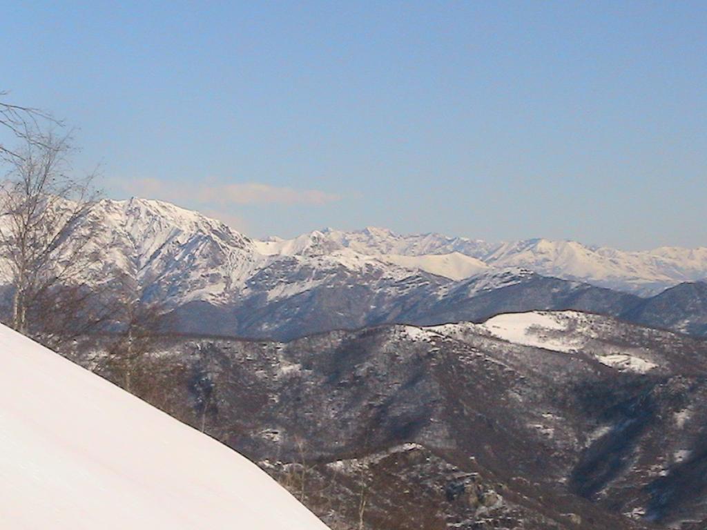 Panorama sul Civrari