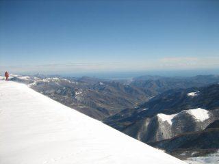 Albenga e la valle Arroscia, con Pieve di Teco.