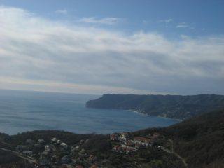 Panorama sulla costa