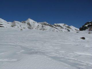 Panorama verso il Monte Colombo