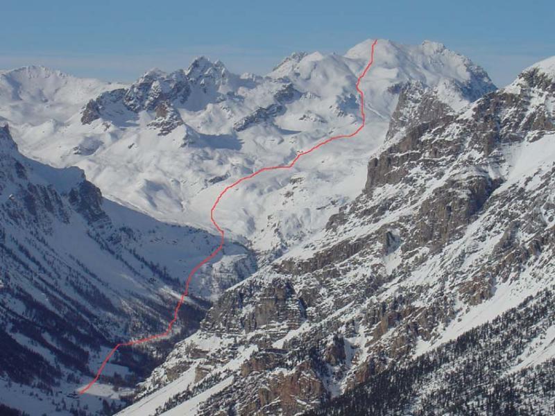 Valle Stretta e Thabor