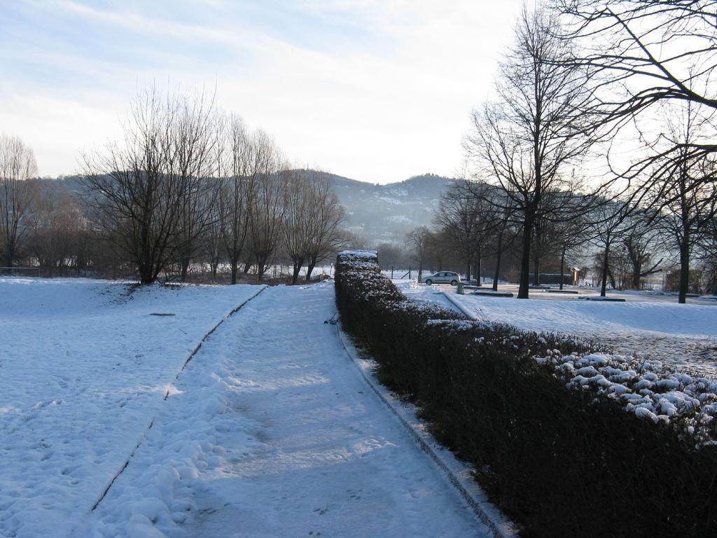 La Collina dal Parco delle Vallere