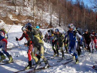 atleti alla partenza