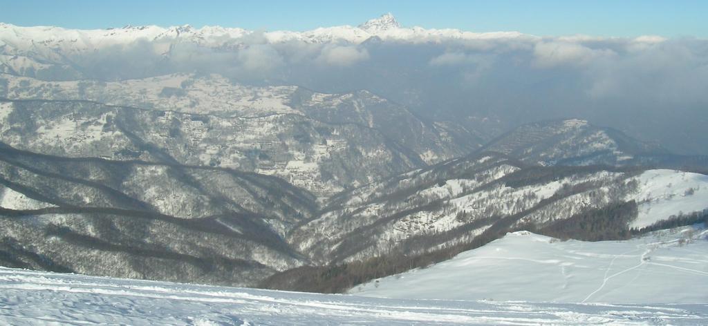 vista sulla Valle Grana