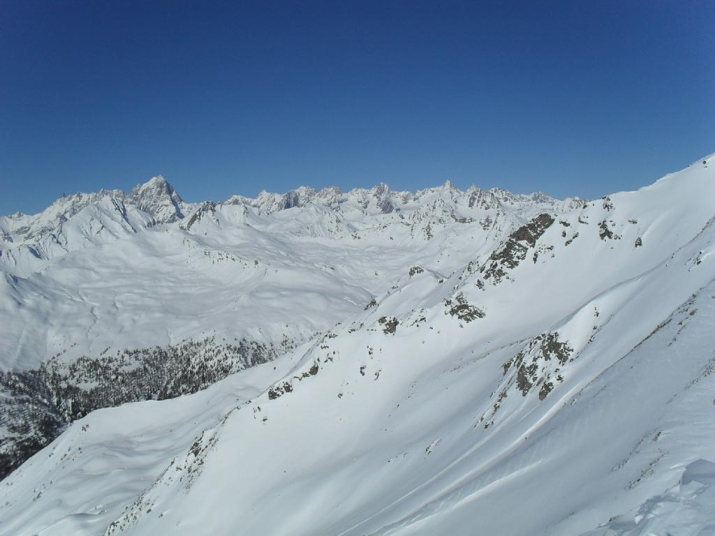 panorami verso la Svizzera