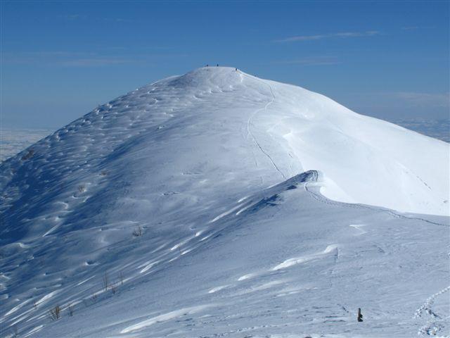 L'Alpe vista dal colle Rochason