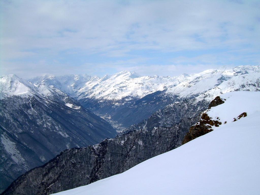 Panorama sulla Val Grande.