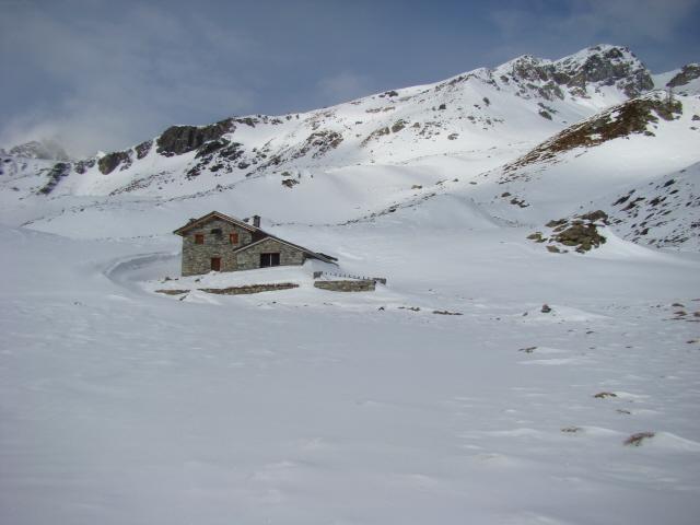 Raty (Col) da Mont Blanc, anello 2010-02-14