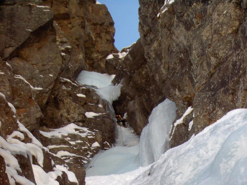 Seconda parte della cascata