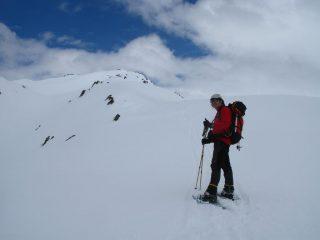Stelvio sale verso la cima..! (5-4-2009)
