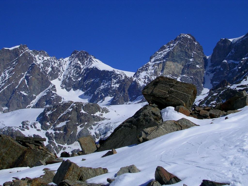 Il Pizzo Bernina