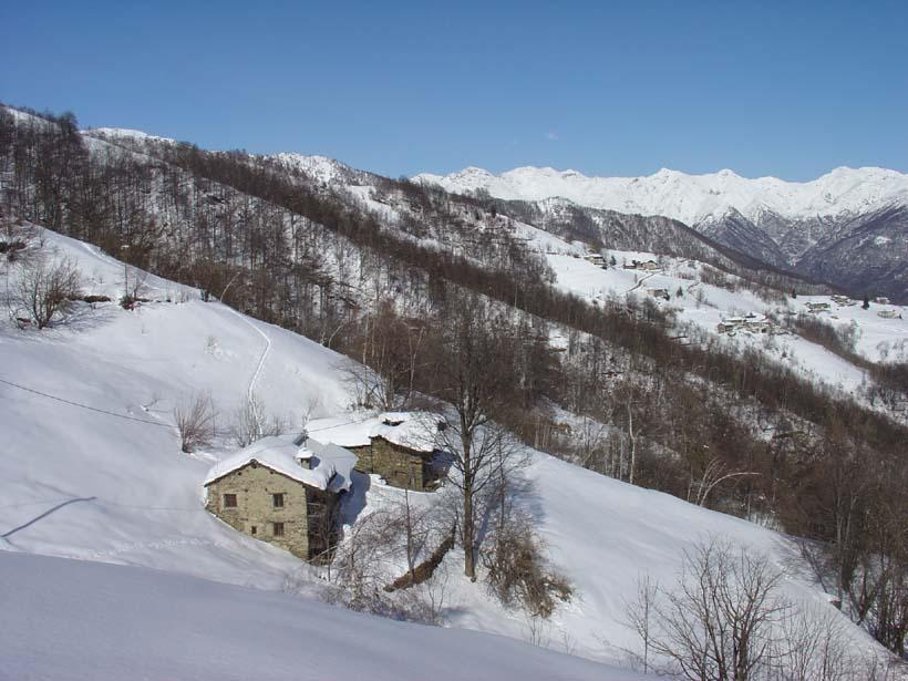 Alpeggi sopra Rangiroldo