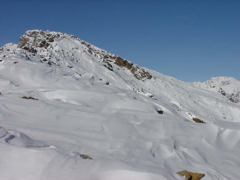 Vetta di Rocca Moross