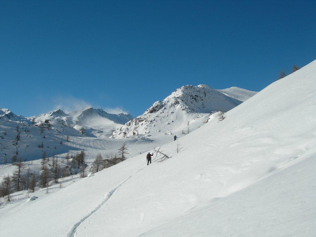 sbuca il Mont Ros