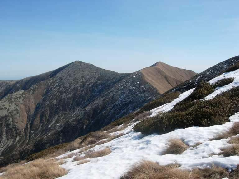 Bocciarda (Monte), Punta Curbasiri traversata Alpe Colombino - Colle della Roussa per Punta dell'Aquila 2007-03-06