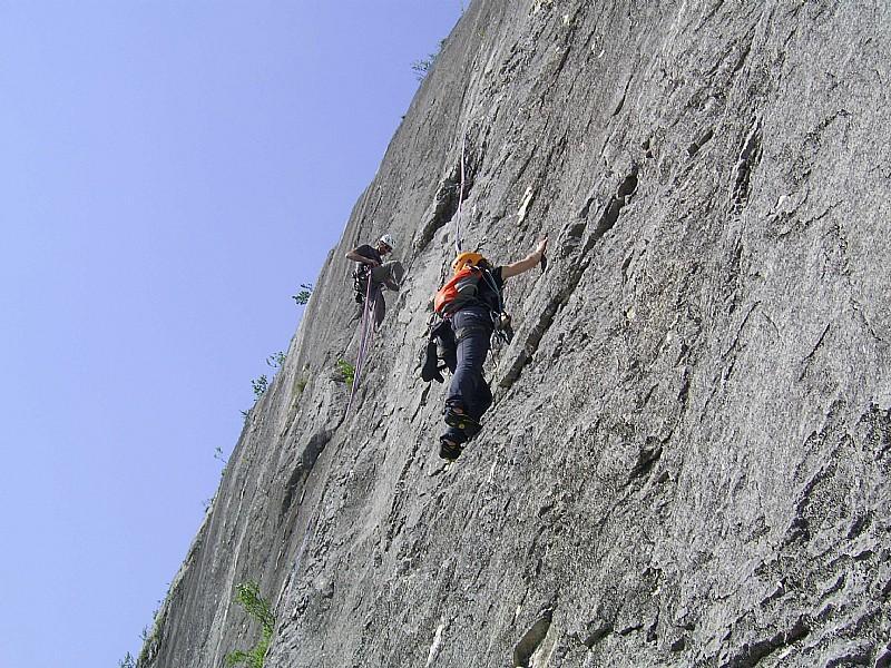 Coste (Cima alle) Lo Scudo - Nuvole Bianche 2009-05-05