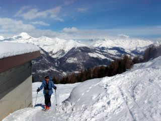 All'Alpe Chamchenille 2168m