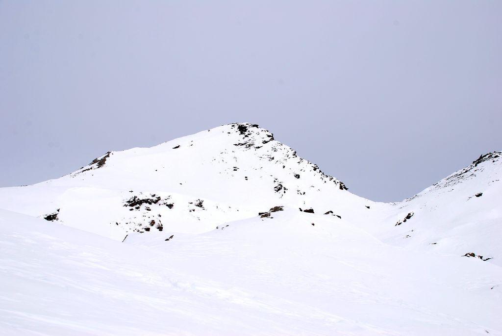 Founset e Passo Cialancia a 2550 m