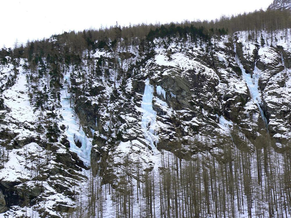 Le cascate viste da Gaby