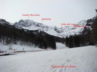 Monte Mucrone da Oropa