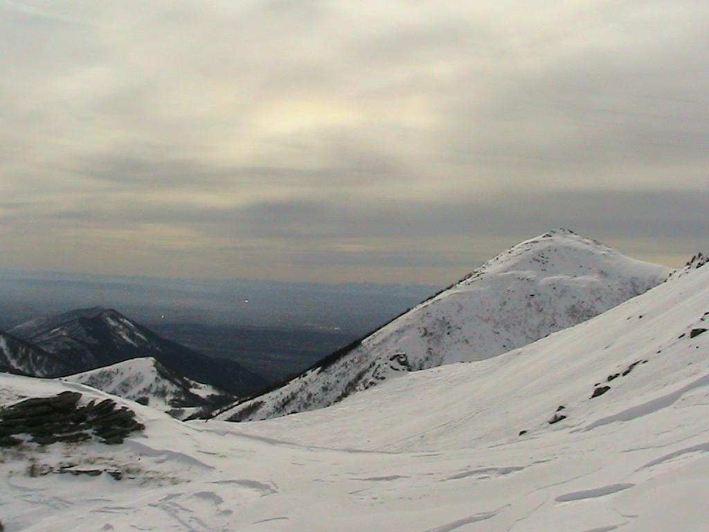 Il monte Rognoso