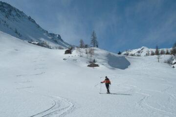 Neve da firmare   I   La neige est un spectacle!   I   Untouched snow   I   Schnee zum Bleiben   I   Una nieve para dibujar curvas