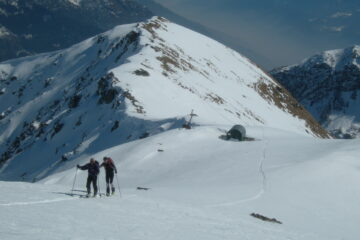 Arrivo in vetta   I   L'arrivée au sommet   I   Reaching the top   I   Ankunft am Gipfel   I   En la cumbre