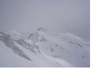 La Punta dell'Alp dal Pic de Caramantran o Pelvo