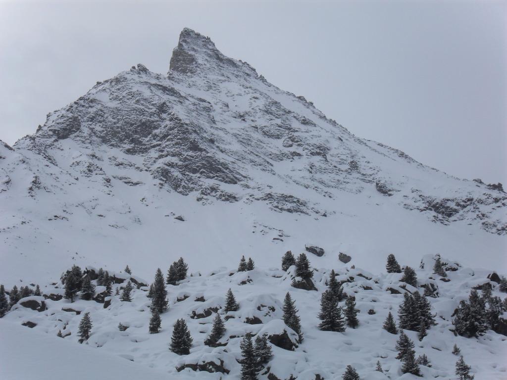 il Grand Nomenon con l'Alpe