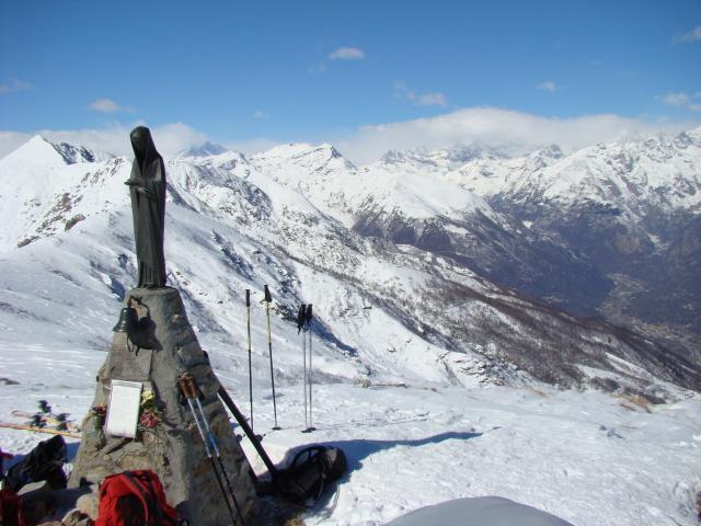 Soglio (Monte) da Milani 2010-03-06