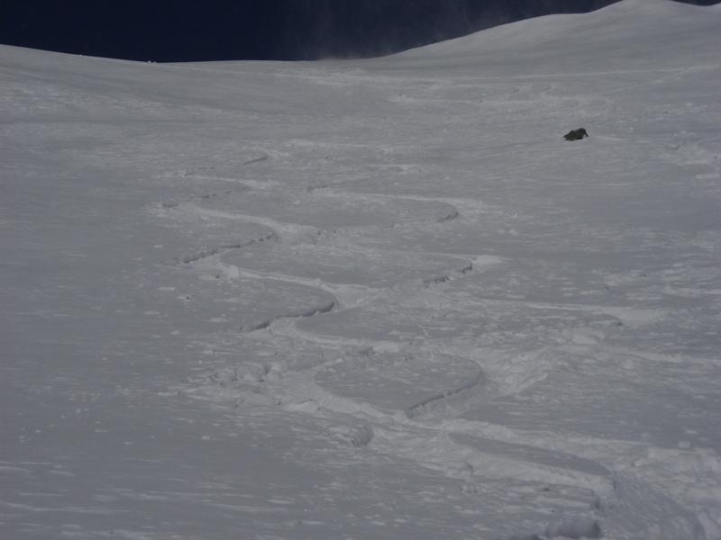 Prime curve dal Colle
