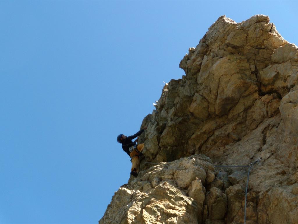 Aia (Rocca dell') Spigolo Nord-Ovest 2008-10-07