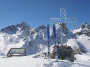 la croce sul colle
