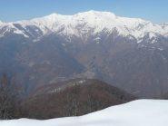 Monte Massone e valle Strona di Omegna