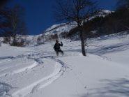 MarcoM su snowbord