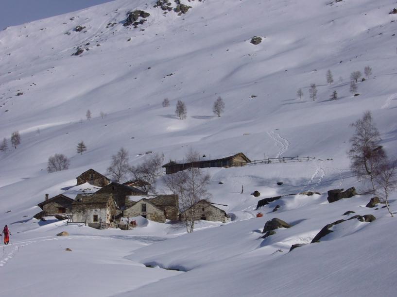 Localita' Cavanna