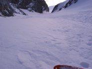 neve fantastique nella parte mediana