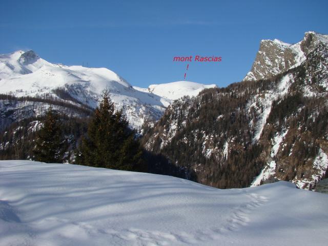 Rascias da mont blanc