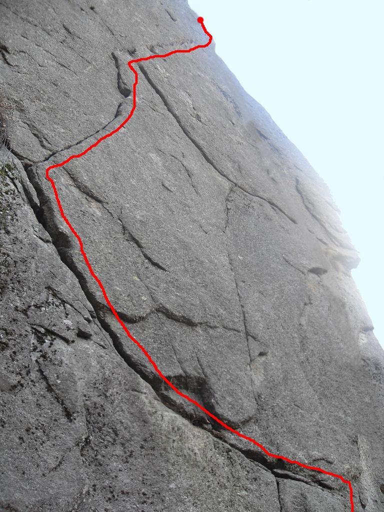 Rocci (Torre di) Zigzag 2010-03-14