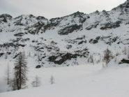 Il Lago sotto la neve
