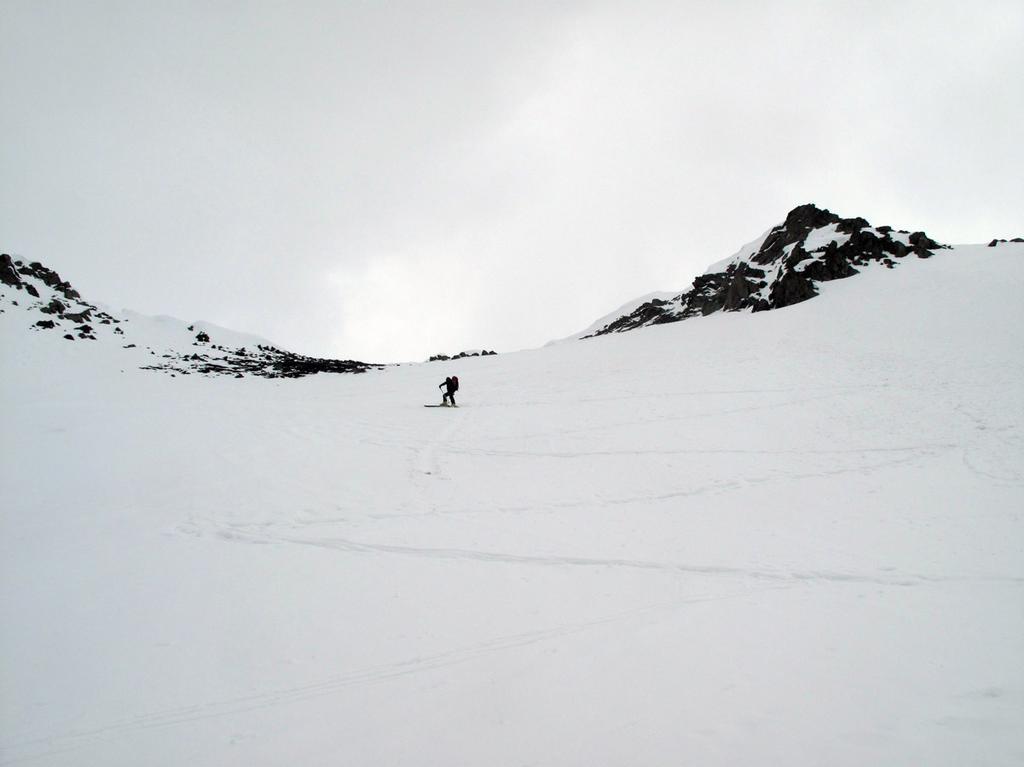 Roche Noire (Col de) da Nevache 2010-03-24